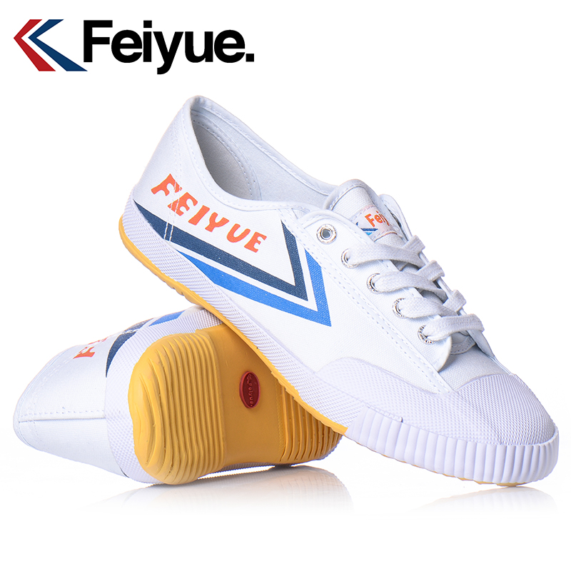 Original France Keyconcept 2016Feiyue shoes Classical Kungfu Shoes Taiji Shoes Popular & Comfortable and Leisurable Shoes