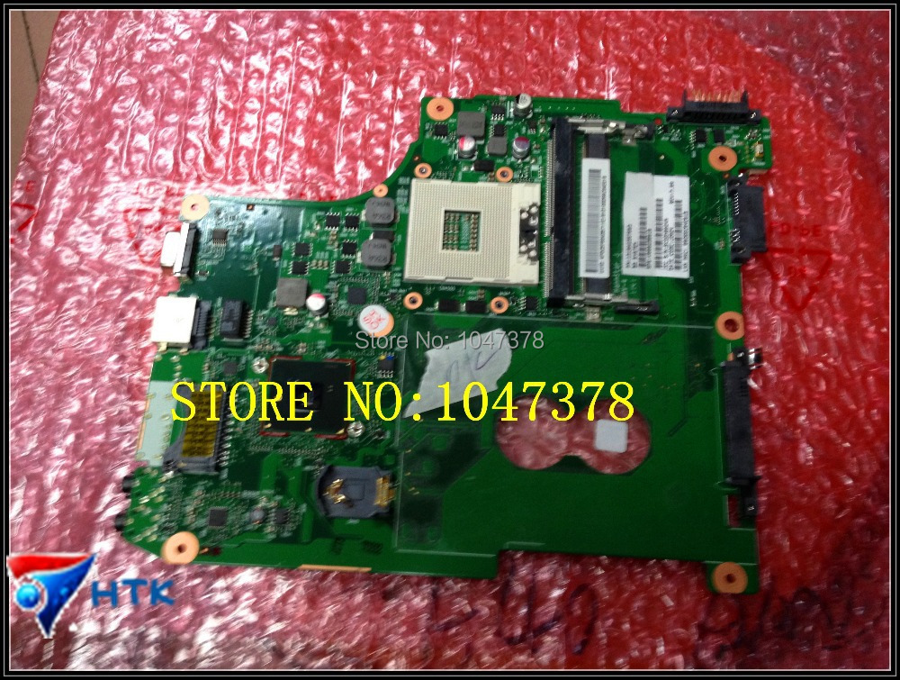 Wholesale V000238010 Laptop mainboard for Toshiba Satellite C600 C640 MOTHERBOARD,P/N:6050A2357502-MB-A02  100% Work Perfect  motherboard for toshiba satellite t130 mainboard a000061400 31bu3mb00b0 bu3 100% tsted good