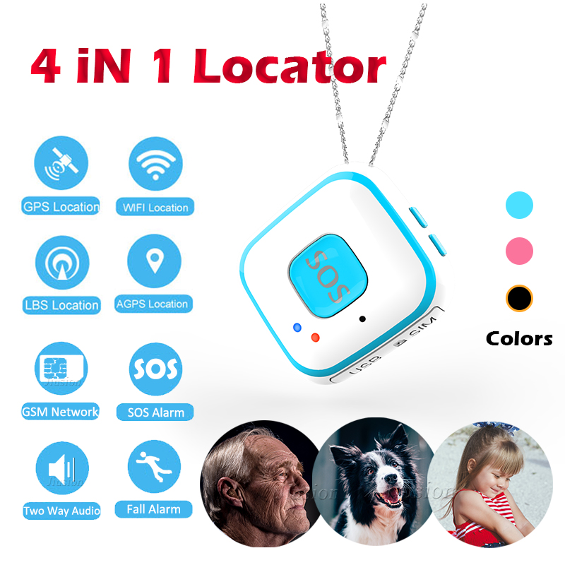 V28 Mini WiFi GPS localisateur en temps réel voiture personnelle véhicule Tracker GSM/GPRS dispositif de suivi géo-clôture SOS alarme bidirectionnelle Audio parler