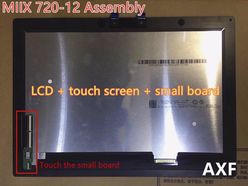 New original For Lenovo IdeaPad Miix 720-12IKB 720-12 Assembly lcd front bezel assembly for lenovo ideapad y400 ap0rq00020