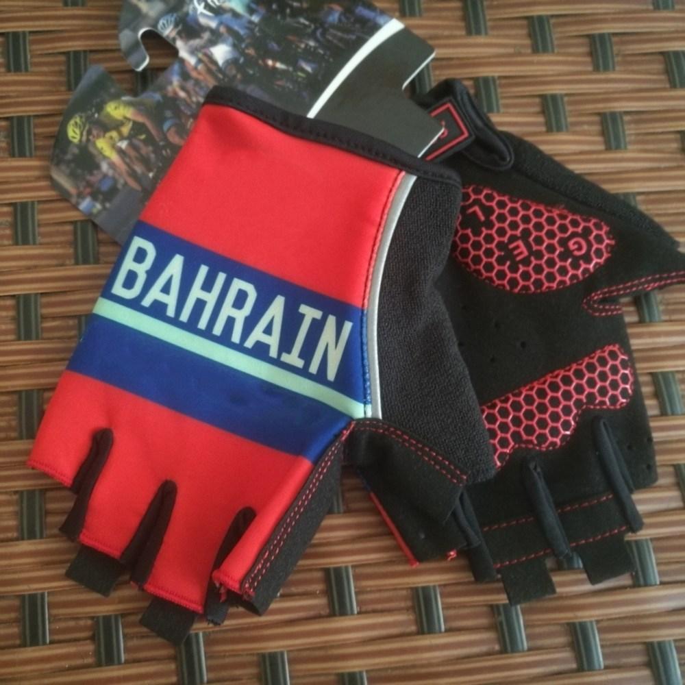 2018 प्रो टीम BAHRAIN GEL शॉक - साइकिल चलाना