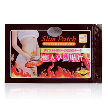 10bags/100pcs Weight Loss Slimming Patch Burn Fat Slim Creams Lose Cellulite Cream Anti Reduce Beauty Health Care Products
