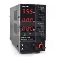 NPS306W/605W/3010W/1203W Mini Switching Regulated Adjustable DC Power Supply with power display 30V6A/60V10A 0.1V/0.01A/0.01W
