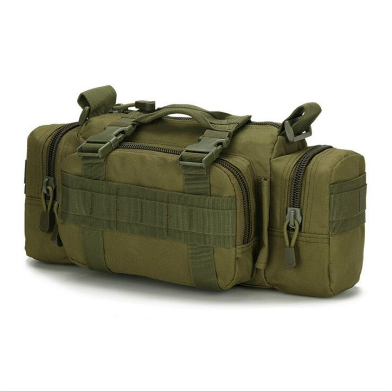 Upgraded Military Waist Bags Pack Shoulder chest bag crossbody bag messenger bag Molle free shipping