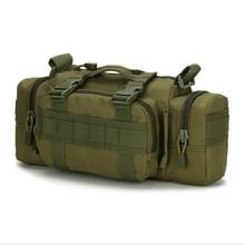 Verbesserte Military Taille Taschen Pack Schulter brust tasche umhängetasche messenger tasche Molle kostenloser versand