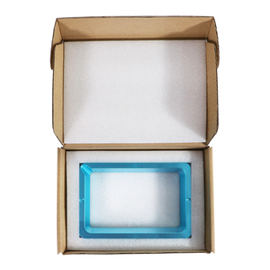 Image 5 - ANYCUBIC Anodized Aluminium Resin Vat Tank for Photon 3d Printer Fully Metal Frame and Durable FEP film and steel ring installed