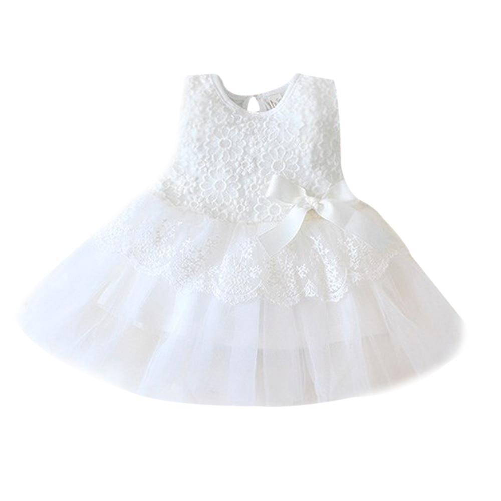 Платье для девочек; Новинка г.; платья для малышей; faldas tutu; платье для дня рождения с принтом героев мультфильмов; летняя одежда для маленьких девочек; Одежда для девочек - Цвет: white