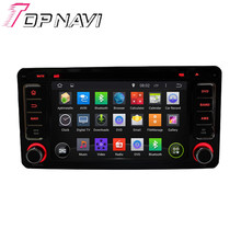 Topnavi Quad Core Android 5.1 Car GPS Navigation for OUTLANDER 2014 Car DVD Multimedia Audio Radio Stereo In Dash