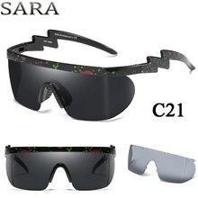 d3472fd83135 SARA NEFF Unisex Men/Women Eyewear Outdoor Sports Sunglasses 2Lens Brand  Designer