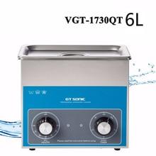 20 L Stainless Steel Liter Industry Heated Ultrasonic Cleaner Heater Timer 220V