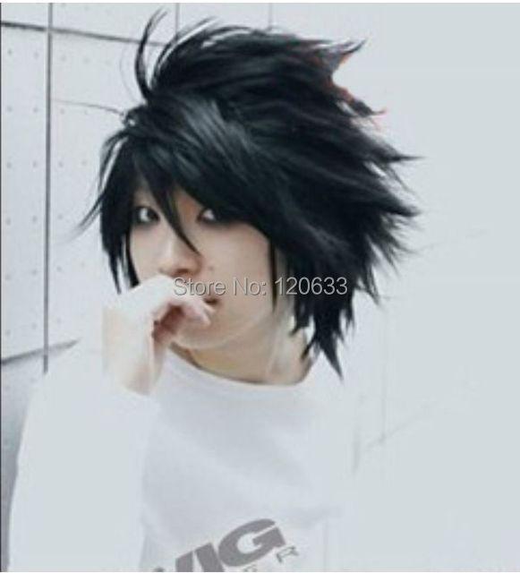 Cortes de cabello estilo anime hombres
