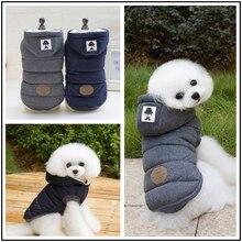Ropa Para Perros Pequeños Invierno Cachorro Chihuahua Ropa Para Perros Mascotas Warm Soft Medium Large Dog Jackets Coat Ropa Para Perros S-2XL