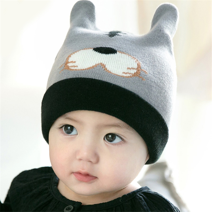 Winter Warm Wig Hat For Kids Winter Baby Caps Toddler