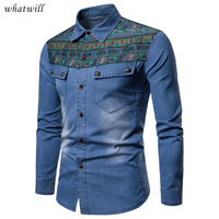 african style jeans shirts hip hop africa clothing fashion robe africaine world apparel african dresses