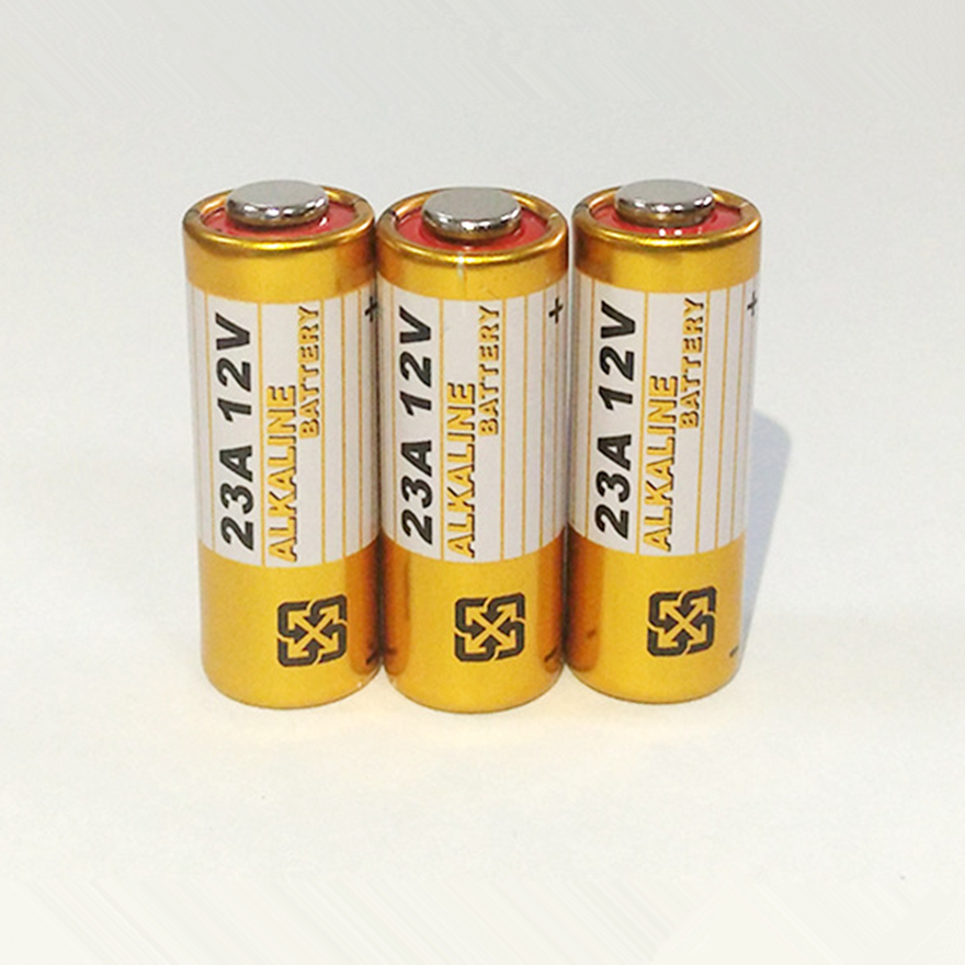 3pcs/lot Alkaline battery 12V 23A battery 12V 27A 23A <font><b>12</b></font> V 21/<font><b>23</b></font> A23 E23A MN21 RC control remote controller battery RC Part image