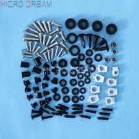 Kit de tornillos y tuercas para motocicleta Suzuki GSXR 600 750 GSXR600 GSXR750 2004 2005 de 98 piezas
