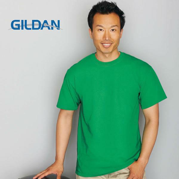 Gildan Premium Cotton Ring Spun T Shirt (Asian Fit)76000-in T-Shirts ... 91bf0a92a7