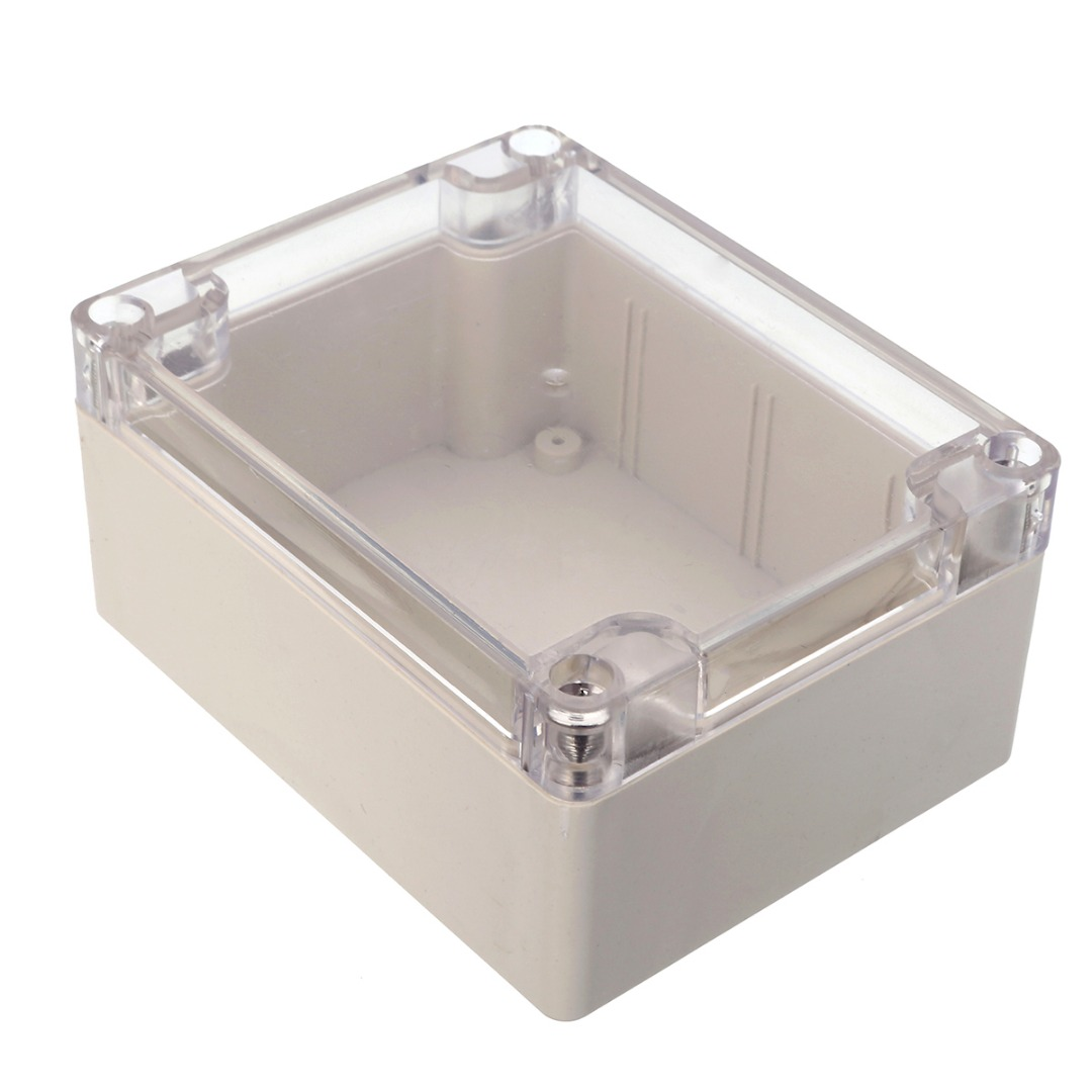 Waterproof Cover Plastic Electronic Project Box Enclosure case Box Multi-Size