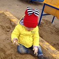 Toddler Kids Girl Boy Baby Infant Winter Warm Crochet Knit Hat Bowknot Cap YRD