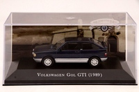 IXO Altaya 1 43 Scale Volkswagen Gol GTI 1989 Cars Diecast Models Limited Edition Collection Toys