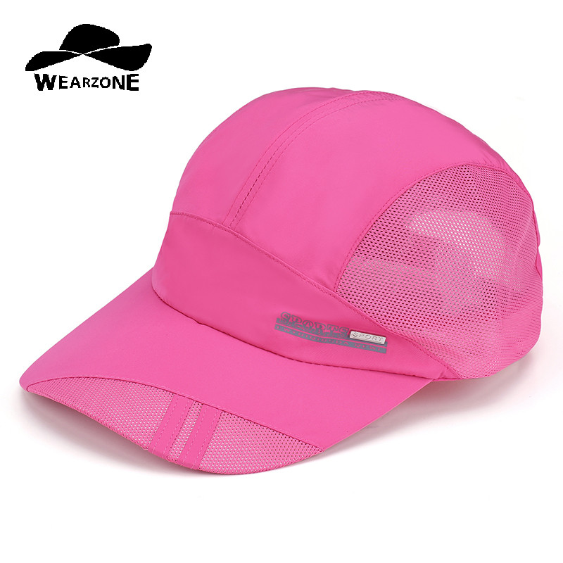 Spring Men and women snapback cap quick dry summer sun hat visor Hip-Hop bone breathable chapeu casual mesh men Baseball caps 2016 korean superman batman children hip hop baseball cap summer sun hat breathable boys girls snapback caps