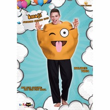 Halloween Pumpkin Playful Smiley Costumes
