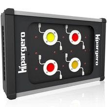 HIPARGERO 450W COB LED Coltiva La Luce a Spettro Completo con 5W CREE LED e 100W Epileds Pannocchie per piante da interno