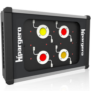 Image 1 - HIPARGERO 450W COB LED Grow Light Full Spectrum with 5W CREE LEDs and 100W Epileds COBs for indoor plants
