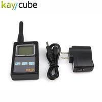 IBQ102 Draagbare Twee Manier Radio Frequentie Teller Wide Test Range 10Hz 2.6 GHz Handheld Digitale RF Meter voor Baofeng Yaesu Kenwood op