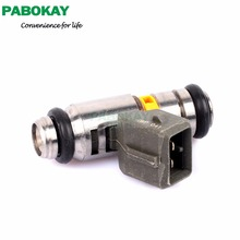 Free Shipping Fuel injector nozzle valve for VW Gol Parati Polo SEAT Ibiza 1.0 16V IWP041 цена