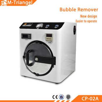 7 inch High Pressure LCD Air Bubble Remove Machine OCA Bubble Remover For iPhone Samsung iPad Table Touch Screen Refurbish