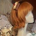 Japanese harajuku Style Sweet Lolita headwear Hair Hoop Chocolate cherry Cake Cosplay headband Party Accessory