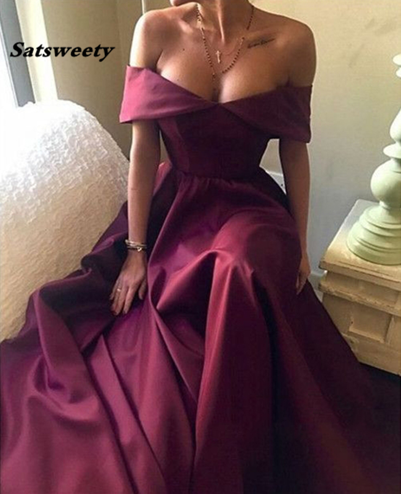 2019 African Sexy Cap Sleeve Backless A-line   Bridesmaid     Dresses   Simple Burgundy Long Party Gowns Prom   Dress   Custom Made
