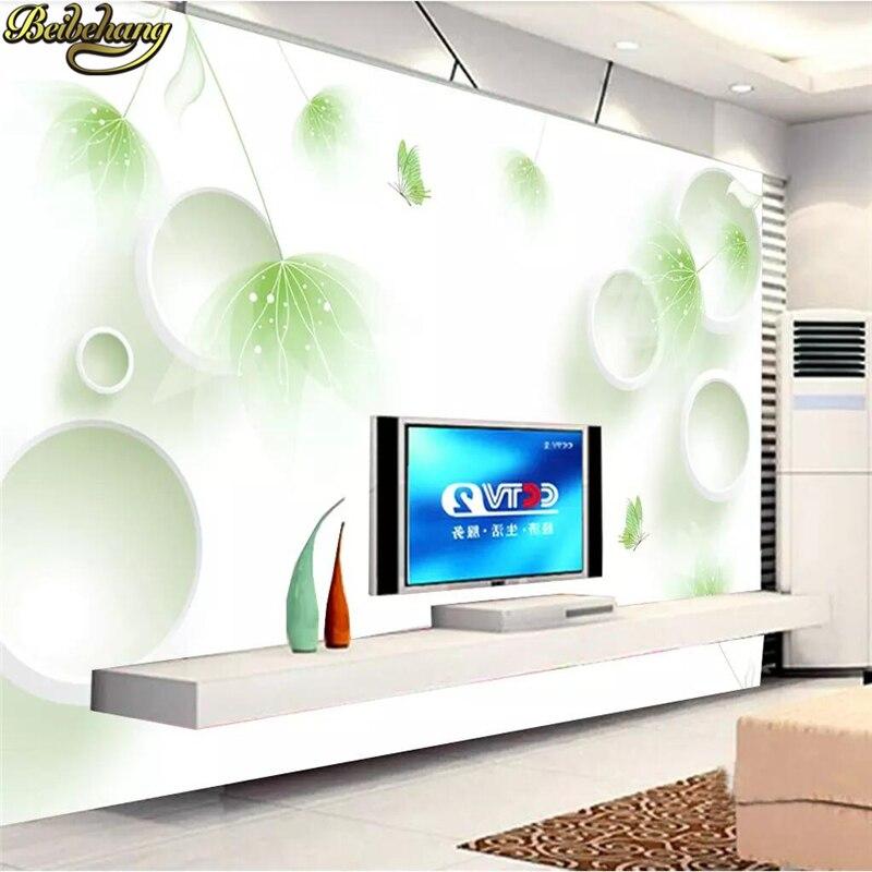 US $8.25 45% di SCONTO|Beibehang HD 3d della parete murales carta da parati  fantasia fiori murales soggiorno camera da letto murales papel de parede ...
