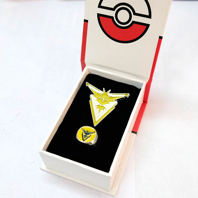 Набор Pokemon GO в подарочной коробке 1