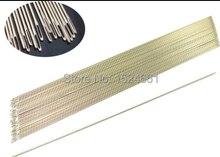 30 PCSBeading Needles Threading String/Cord Jewelry Tool… *tweezers viseglue gun pliers ring sizer graver jewelry tools