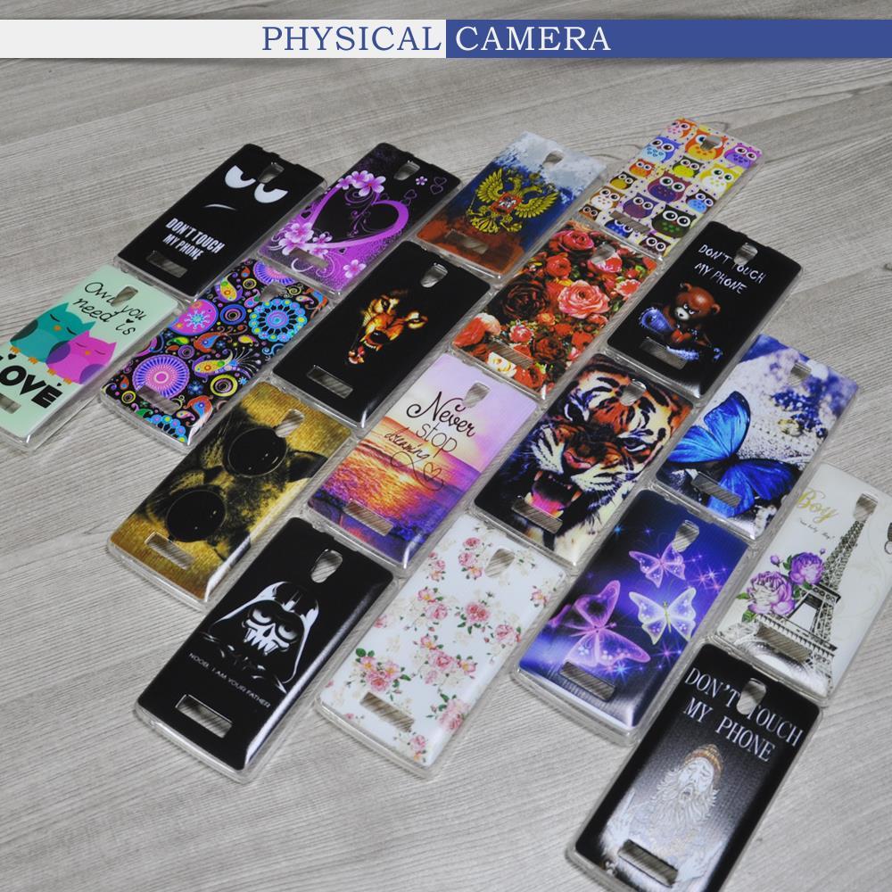 Colorfull miękki gel case pokrywa dla lenovo a1000 a5000 a2010 s60 s90 p1 p70 k3 k4 uwaga/vibe s1 p1m x3 lite moblie telefon hartowane 15