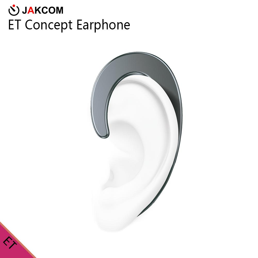 JAKCOM ET Non-In-Ear Concept Earphone Hot sale in Earphones Headphones as smartphone rock zircon sport headphone