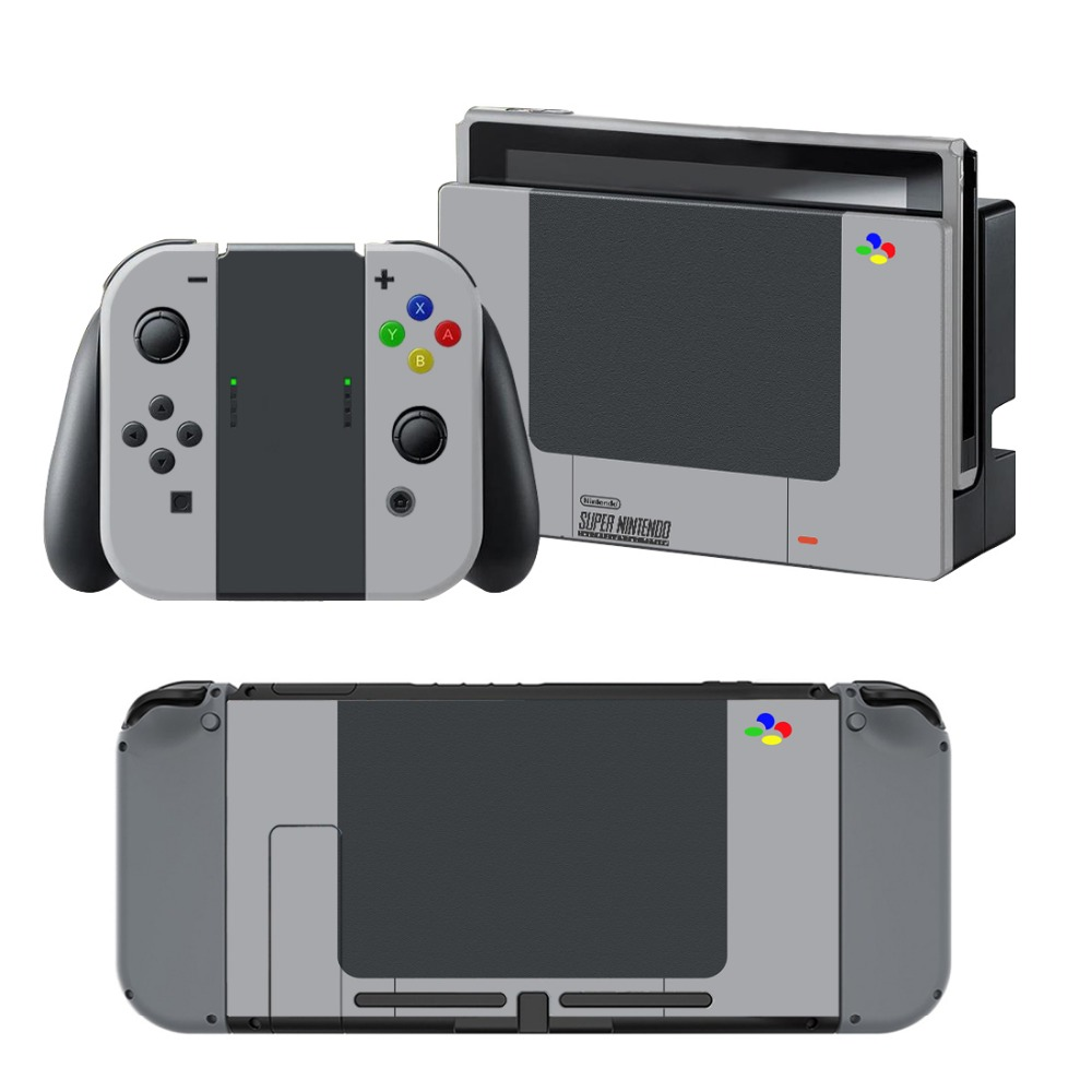 Newly Arrival Vinyl Skin Sticker for Nintendo Switch Console Protector Cover Decal Vinyl Skin for Skins Stickers 0014