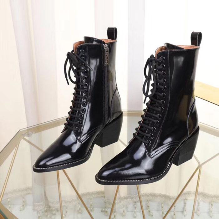 Cros Feminina As Femmes Pointu Show Courte Marque Show Sapato Talon Dames Feminino Chaussures Bota Bottes liée as Chunky Cheville Chaude Bout Mortorcycle EwqzUqfg
