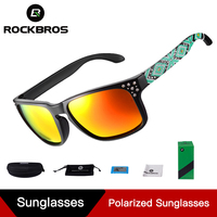 7f46833b74 ROCKBROS Polarized Sunglasses Sports Eye Wear Driving Hiking Sports Sunglasses  Bicycle Riding Protection Goggles Cycling Eyewear. Gafas de sol ...