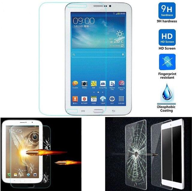 "Закаленное Стекло Защитная Пленка Для Samsung Galaxy Tab 3 7.0 ""T210 SM-T210 T211"
