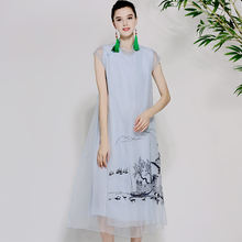 02891fcaba96c Beautiful Silk Dresses Promotion-Shop for Promotional Beautiful Silk ...