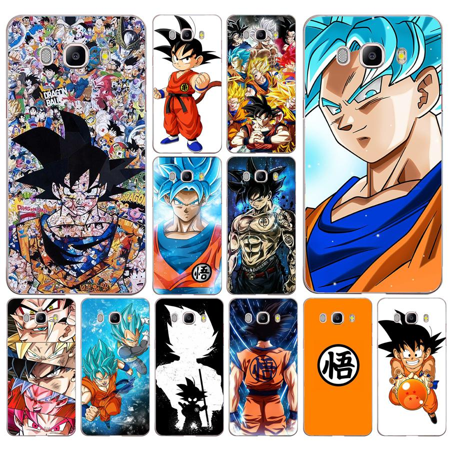 Steady 115fg Dragon Ball Soft Silicone Tpu Cover Phone Case For Samsung J3 J5 J7 2016 2017 J330 J2 J6 Plus 2018 Special Summer Sale Half-wrapped Case