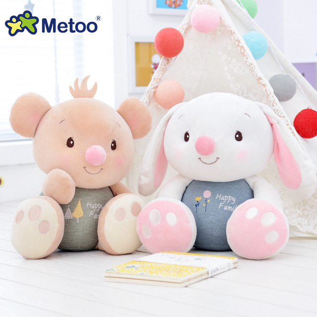 Милый плюшевый кролик медвежонок Metoo