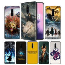 The Crimes of Grindelwold Soft Black Silicone Case Cover for OnePlus 6 6T 7 Pro 5G Ultra-thin TPU Phone Back Protective