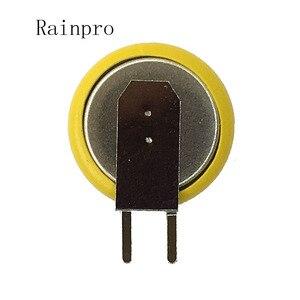 Image 2 - Rainpro 5 pçs/lote ML1220 1220 pé de Solda Recarregável 3V bateria de boa qualidade