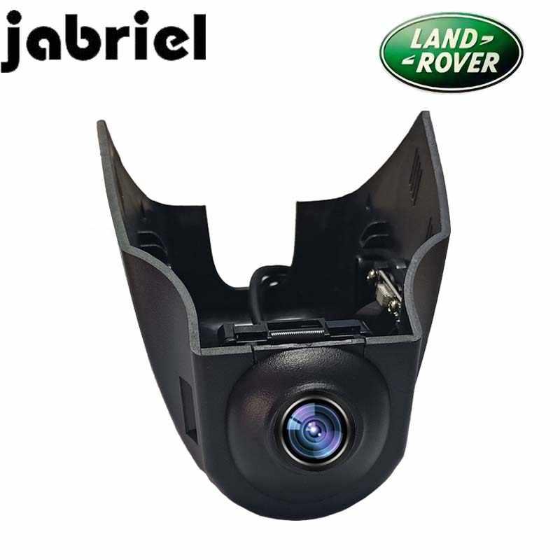 Jabriel Wifi ukryty samochód DVR kamera Dash Cam cyfrowy rejestrator wideo dla Landrover Discovery 2017 2018/Discovery Sport 2015 -2018
