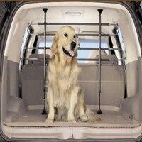 Petsola Универсальный церберы Детская безопасность путешествия автомобиль сетки для собак Регулируемый автомобиль организатор