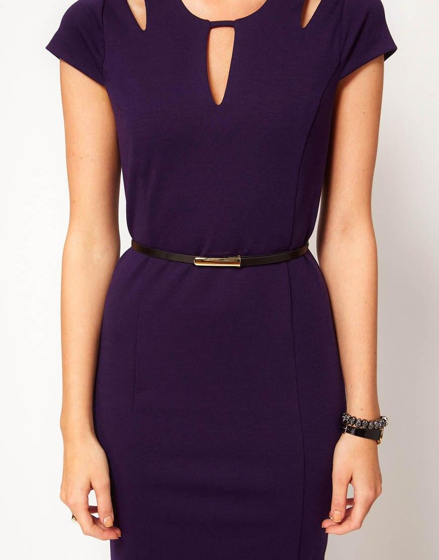 e050f7f01bd58 summer dress 2014 women business dresses formal office black dress ...